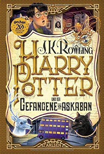 Harry Potter und der Gefangene von Askaban (Harry Potter 3) Gebundenes Buch – 31. August 2018 J.K. Rowling Klaus Fritz Carlsen 3551557438