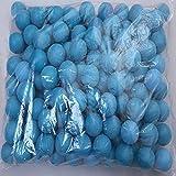 ZH 150Pcs Scrub Table Tennis Ball Ping Pong Ball Lottery balls