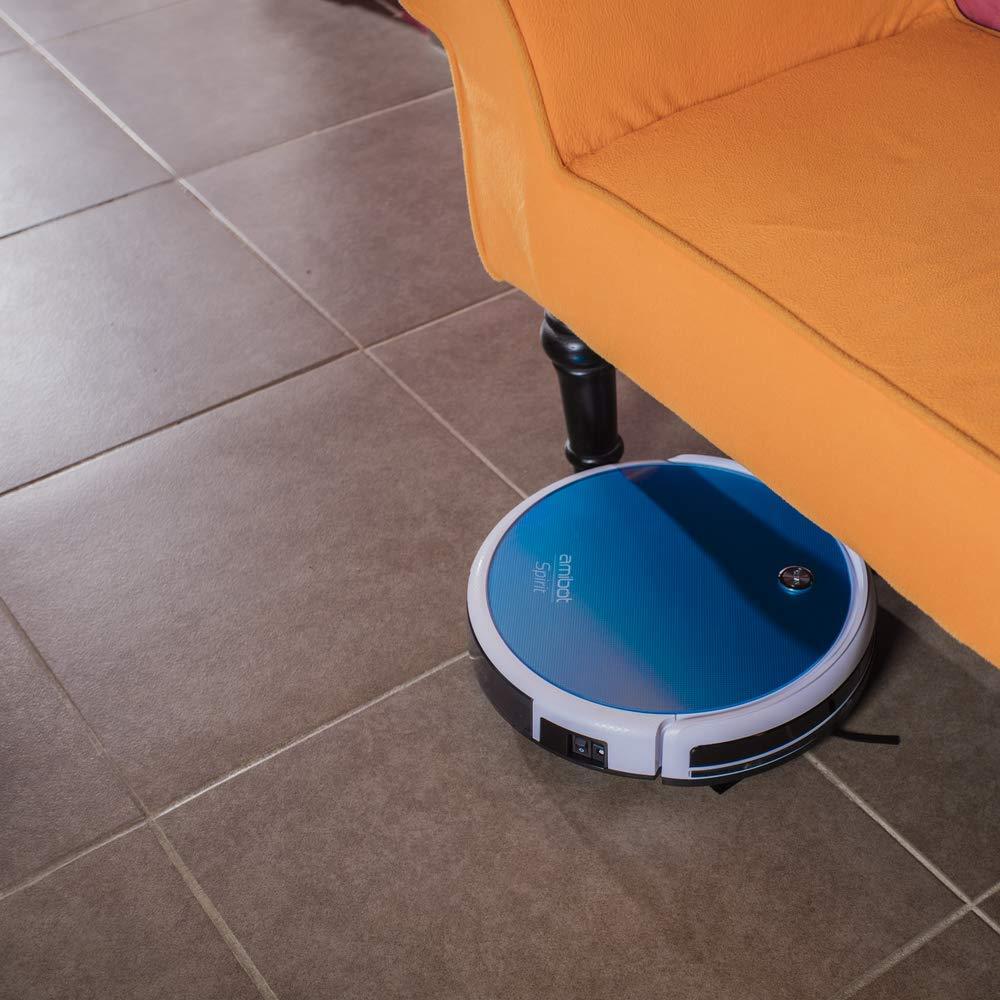 AMIBOT Spirit - Robot aspirador: Amazon.es: Hogar