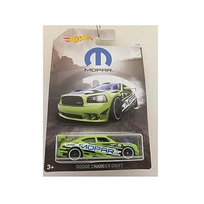 Hot Wheels Mopar Dodge Charger Drift 3/8 2020: Toys & Games