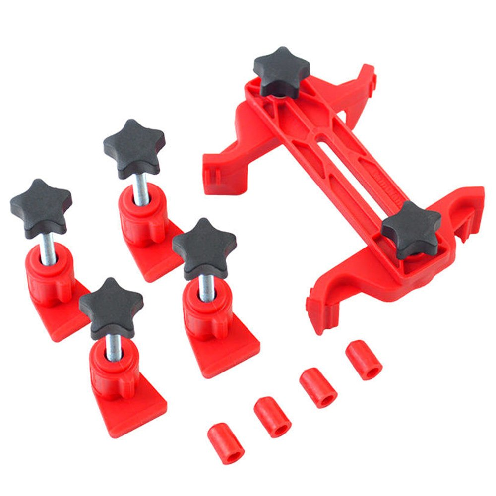 Walmeck Universal 5Pcs Cam Camshaft Lock Holder Car Engine Cam Timing Locking Tool Set NEW