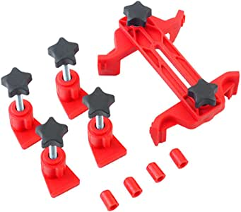 KKmoon 9 piezas Main Camshaft Timing Kit Auto Motor Correa dentada ...