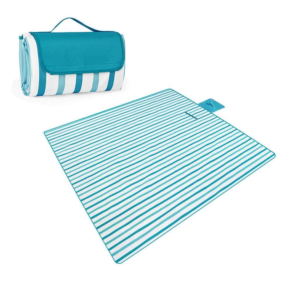 Picnic Blanket Waterproof Mat Pet Pad Outdoor Waterproof Sleeping Mat,Beach Camping Barbecue (Color : #4) by FZZ-picnic blanket