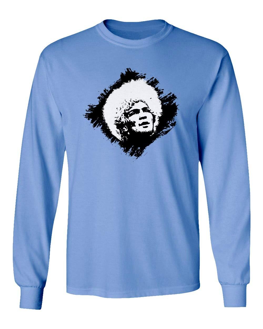 354d181d4 Amazon.com: SMARTZONE The Eagle Khabib Time Ufc Fight Men's Long Sleeve T- Shirt: Sports & Outdoors