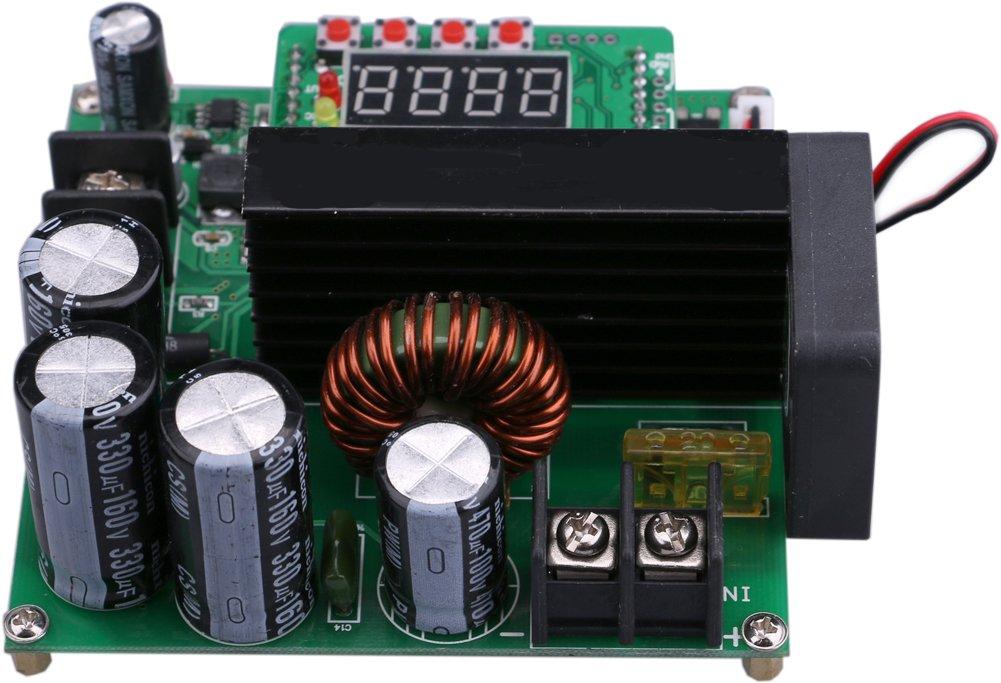 Waterproof DC Buck Converter Yeeco 8-22V 9V 12V to 1-15V 3V 5V Waterproof DC-DC Step Down Voltage Regulator Converter 45W 3A Adjustable Volt Transformer Board Power Supply Module