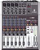 Behringer XENYX 1204USB 12-Input 2/2 Bus Mixer w/USB, Best Gadgets