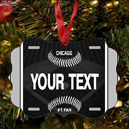 Amazon Com Brgiftshop Personalize Your Own Baseball Team Chicago