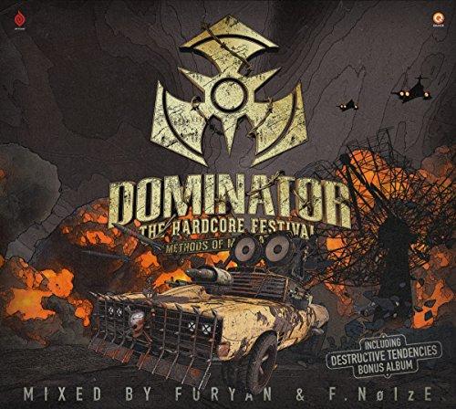 VA-Dominator 2016-Methods Of Mutilation-(CLDM2016014)-3CD-FLAC-2016-SPL Download