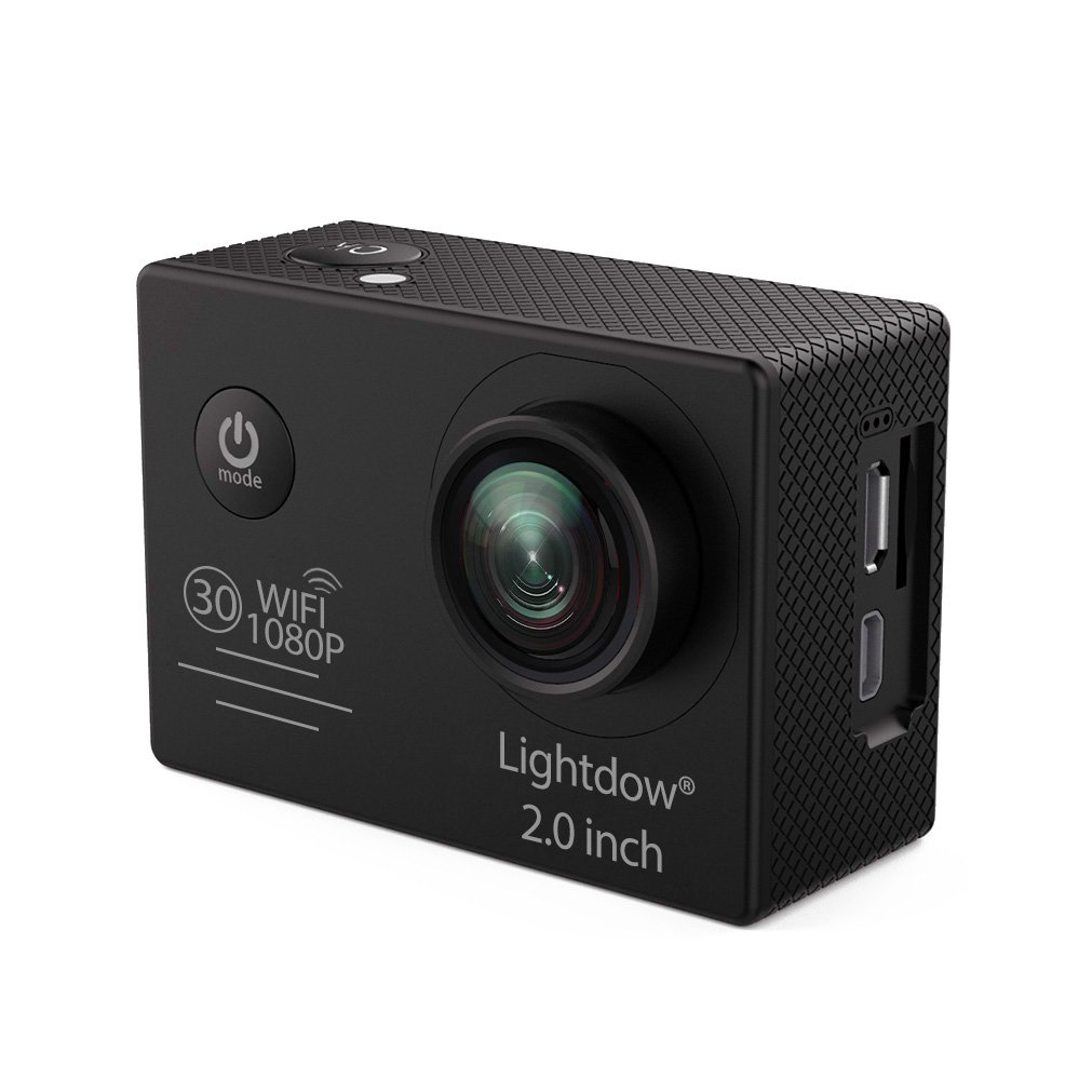 Top 10 Best Action Camera (2019 Reviews & Buying Guide) 3