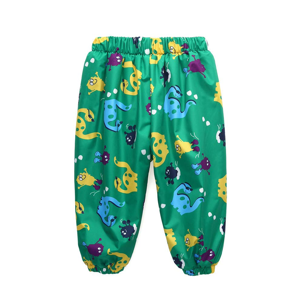 Winsummer Toddler Baby Boys Girls Raincoat Kids Waterproof Hooded Rain Coat Jacket Pants Suit Outwear Raincoat Hoodies