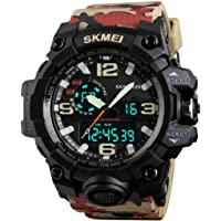 SKMEI Sports Analog-Digital Multi-Colour Dial Men's Watch - SkmeiMW52