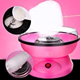 HomeFast Electric Cotton Candy Maker (Red)