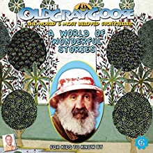 A World of Wonderful Stories Audiobook by Geoffrey Giuliano Narrated by Robert Gray