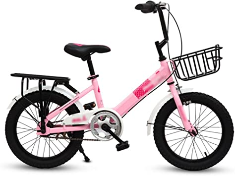 JianMeiHome Bicicleta para niños Bicicleta para niños 16/20 ...