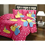 Plush Home Barbie Ac Blanket (Material-polycotton, Size- Single Bed)