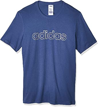 adidas M ESS BR tee Camiseta Hombre