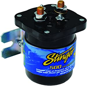 Stinger SGP35 500-AMP Relay and Isolator