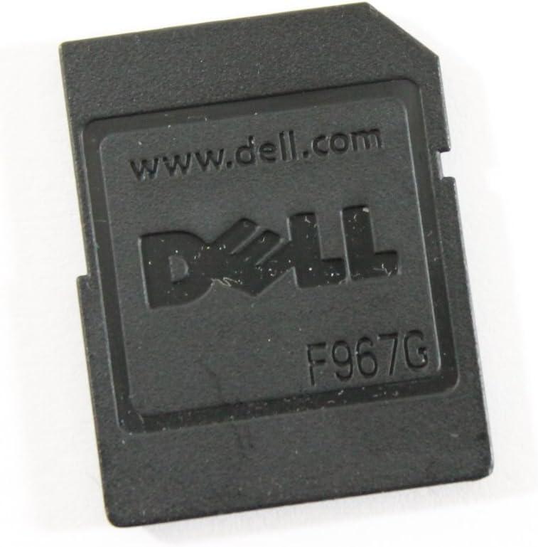Dell F967G SD Card Blank Latitude E4300