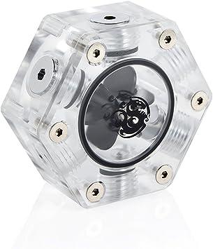 BitsPower G1//10,2/cm Sechseck Flow Indikator Without LED