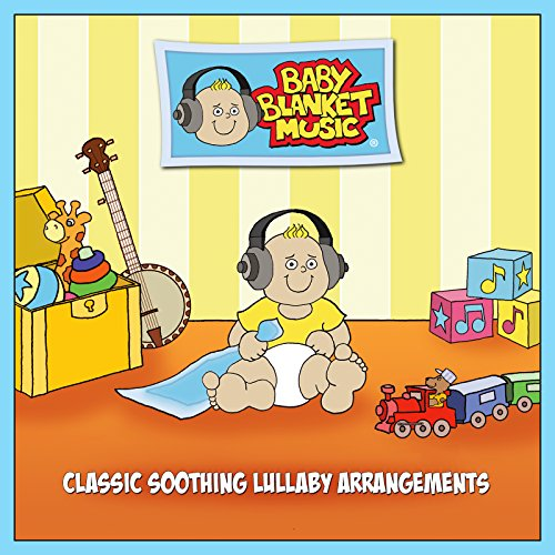 - Baby Blanket Music Soothing Lullaby Music CD BBM010, Classic