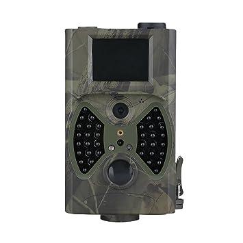 Cámara de movimiento por infrarrojos – TOOGOO (R) 12 MP 940 nm LED Caza