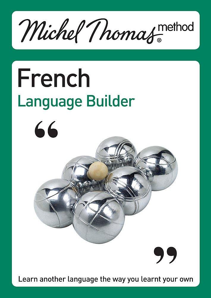 Michel Thomas French Language Builder (Michel Thomas Series) pdf