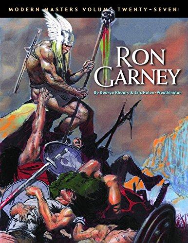Brand-new Masters Volume 27: Ron Garney