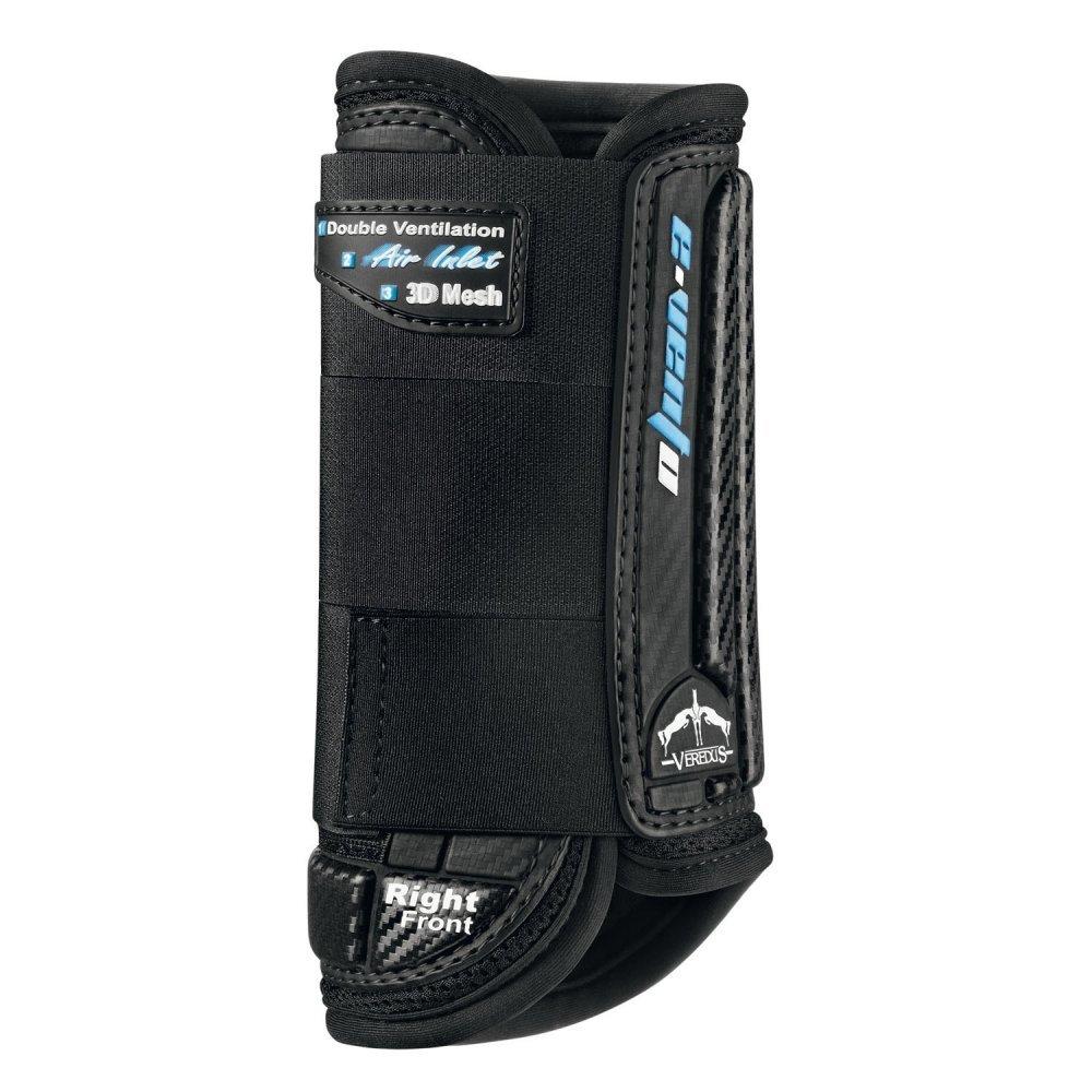 Black L Black L Veredus E-Vento Eventing XC Lightweight Boots Choose Size
