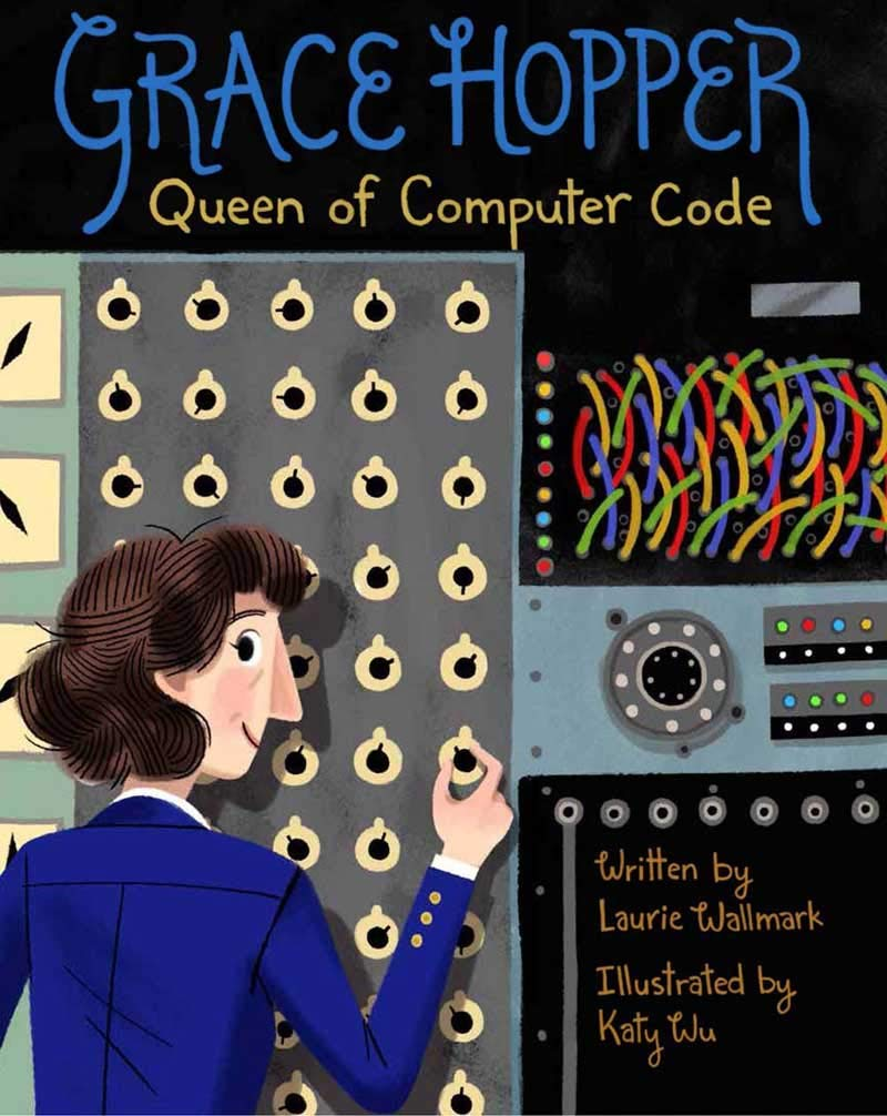 Image result for grace hopper picture book