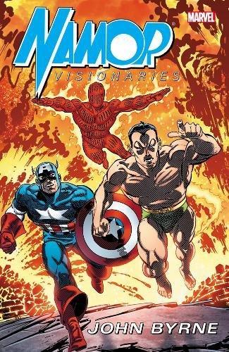 Download Namor Visionaries by John Byrne - Volume 2 (Marvel Visionaries) PDF