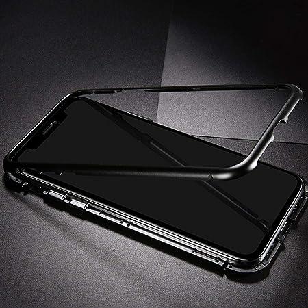 Caja del teléfono Celular Estuche para teléfono Estuche de Parachoques del teléfono con Borde de Metal Blanco Transparente para iPhone 7 Accesorios para teléfono móvil (Size : #2): Amazon.es: Hogar
