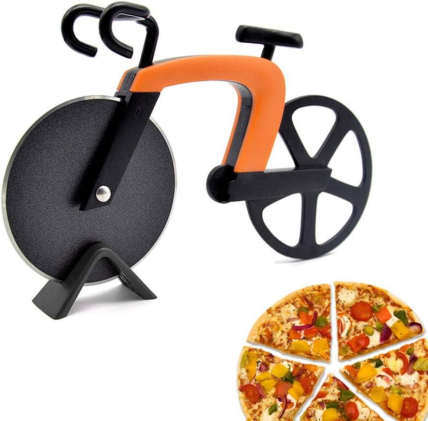 Compra Galapara - Cortador de Pizza para Bicicleta, de Acero ...
