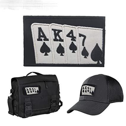 Amazon com: AK47 Patch, Morale Tactical Military Army Gear