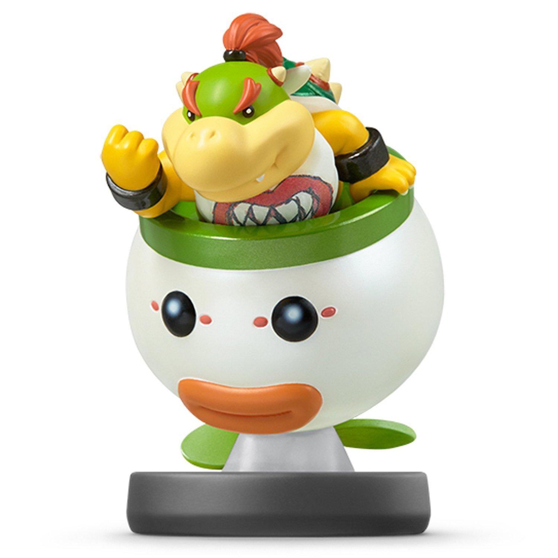Bowser Jr. amiibo - Japan Import (Super Smash Bros Series) by Nintendo