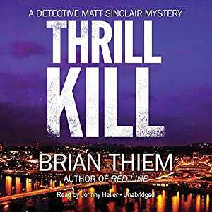 Thrill Kill Audiobook