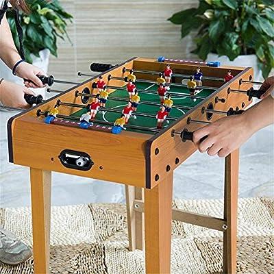 Futbolín de fútbol, juego de fútbol, juego de fútbol, arcada, deportes, divertido, resistente, para niños, juegos de interior, juegos, jugar al aire libre, adultos ...