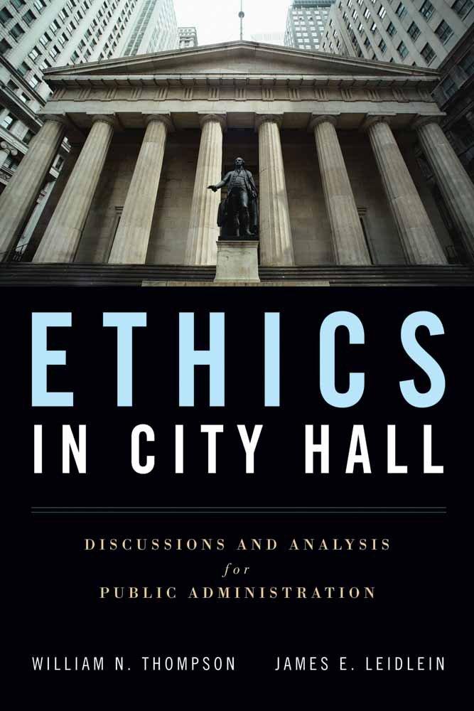 Ethics in public administration case studies