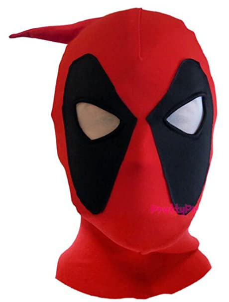 Disfraz de Deadpool Youtumall Halloween Cosplay máscara Lycra ...