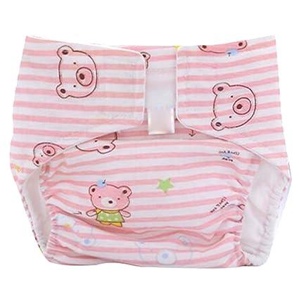 juleya 2017 – Pantalones de entrenamiento para bebé infantil Kids Slip pantalones impermeable pañales Nappy Ropa