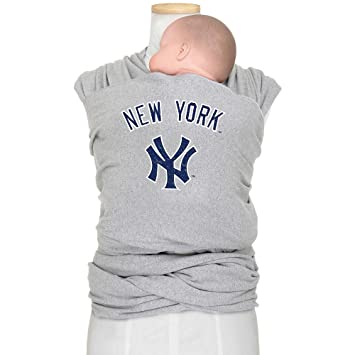 Amazon Com Moby Wrap Mlb Edition Baby Carrier Ny Yankees