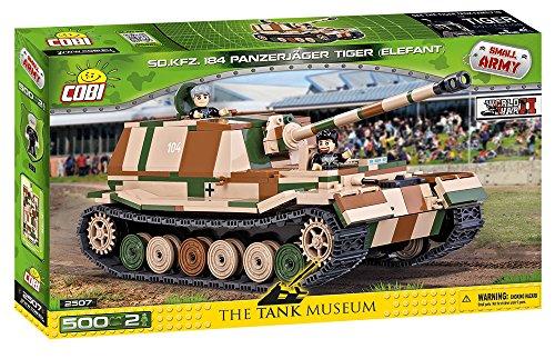 COBI Small Army Panzerjäger Tiger (Elefant) Tank ()