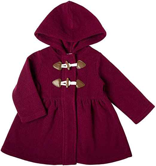 Good Lad Toddler and 4//6X Girls Cape with Toggles