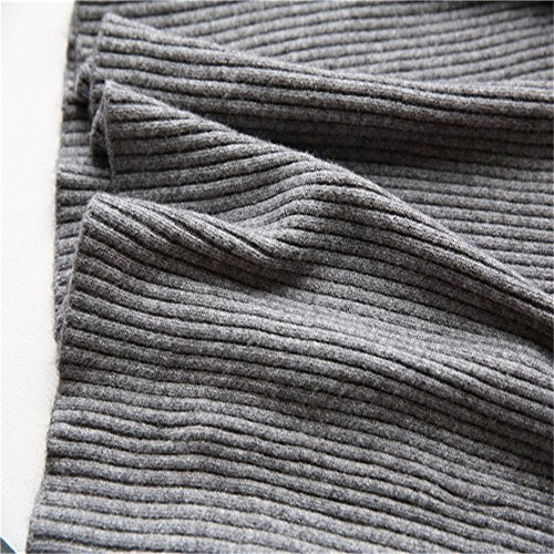 tricot pull haut en Col pull femme 6awUntTxtZ