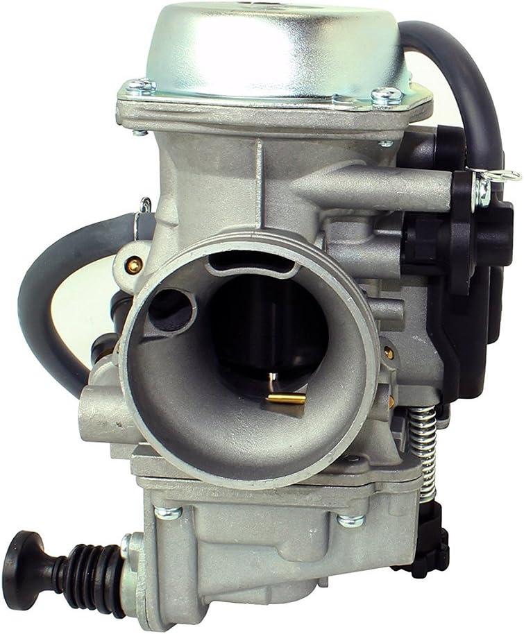 AUTOKAY New Carburetor Carb for Honda 400 TRX400FW FOURTRAX FOREMAN 1995 1996 1997 1998 1999 2000 2001 2002 2003 2004 2005 ATV