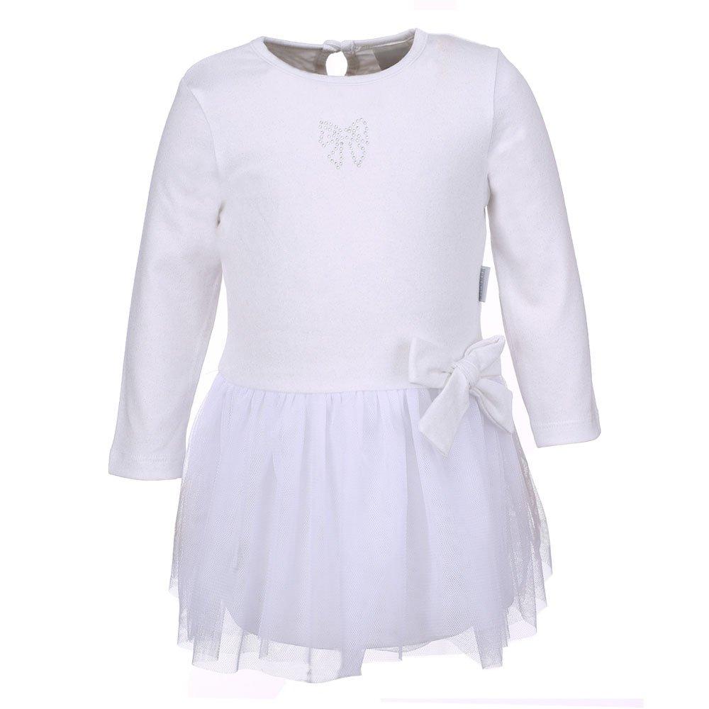 Wei/ß STUMMER Celebration Baby M/ädchen Kleid Taufkleid