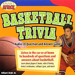 Smart Attack Basketball Trivia Audiobook