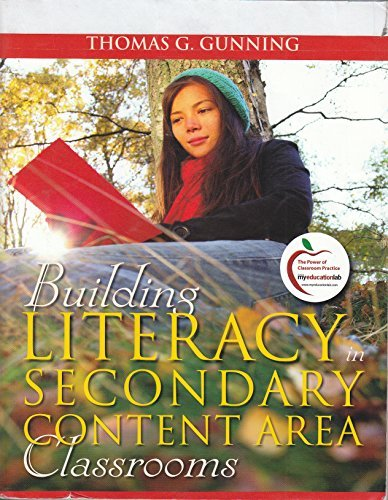 Building Literacy in Secondary Content Area Classrooms (Instructor Edition)