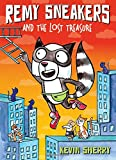 #2: Remy Sneakers and the Lost Treasure (Remy Sneakers #2)