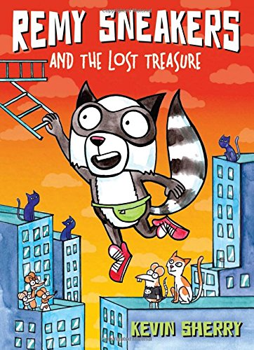 Remy Sneakers and the Lost Treasure (Remy Sneakers #2) pdf epub