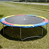 14 FT Trampoline Safety Pad EPE Foam Spring Cover Frame Replacement Multi Color